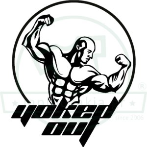 Wourked Out Fitness Print