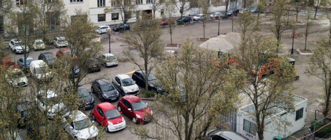 Travaux : stationnement réduit au parking Buffon pour de nouveaux services en juin