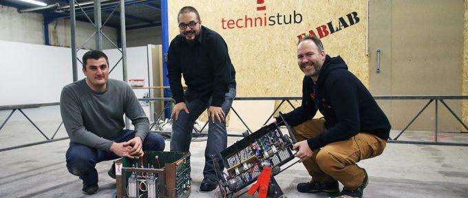 Les robots entrent dans l'arène avec Makerfight