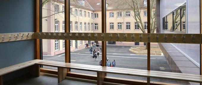 Cour de Lorraine : une si belle école !