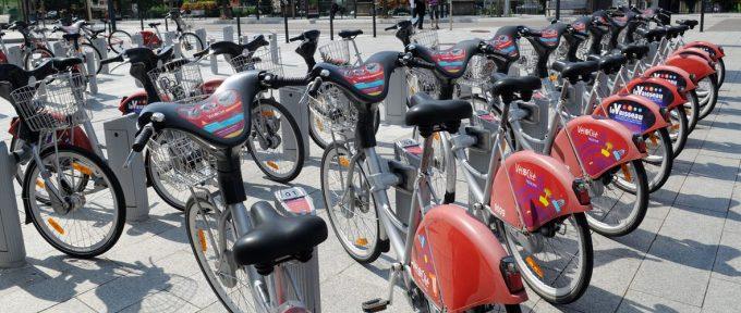 Déplacements : ça roule pour les dix ans de VéloCité !