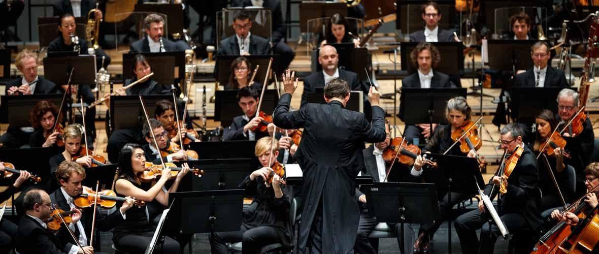 Orchestre symphonique de Mulhouse: vents de douces folies   M+ Mulhouse