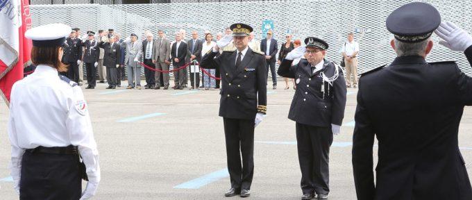 Gérard Morena, nouveau directeur départemental de la sécurité publique
