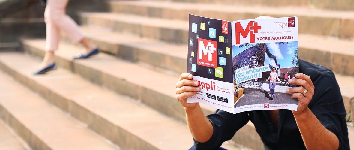 L'éducation au sommaire de votre nouveau supplément thématique M+ | M+ Mulhouse