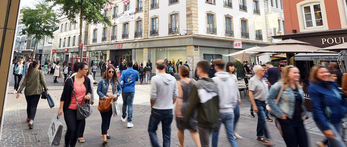 Commerce: toujours dynamique! | M+ Mulhouse