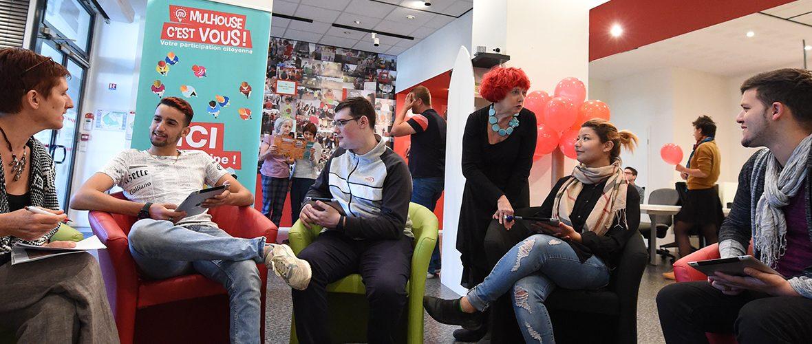 La participation citoyenne au sommaire de votre nouveau supplément thématique M+ | M+ Mulhouse
