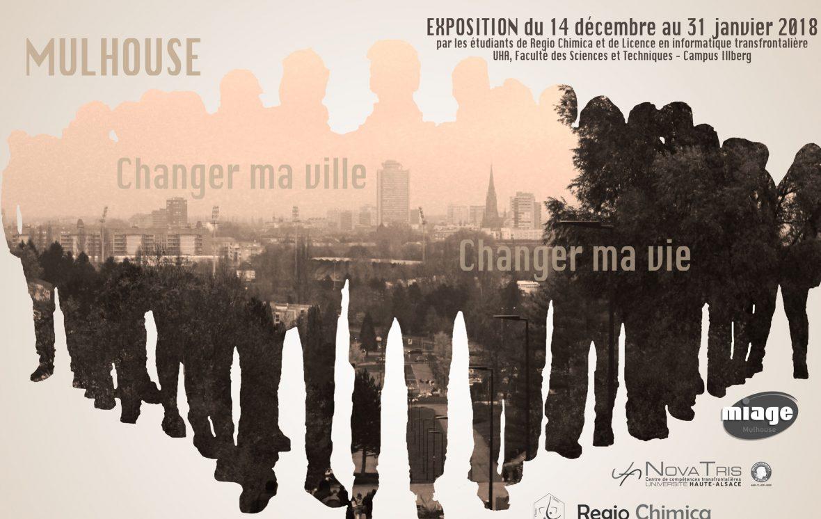 """Exposition: """"Mulhouse 2017 : d'où vient-elle, où va-t-elle ?"""""""