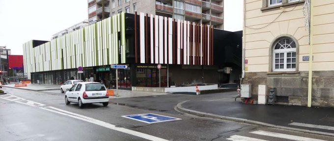 Parking Centre: 550 places de stationnement dans l'hyper centre