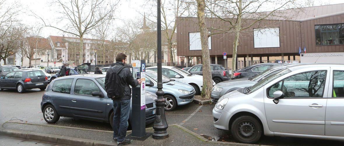 Stationnement : ce qui change en 2018   M+ Mulhouse