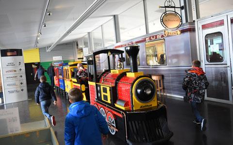 Cité du Train : Petit Train