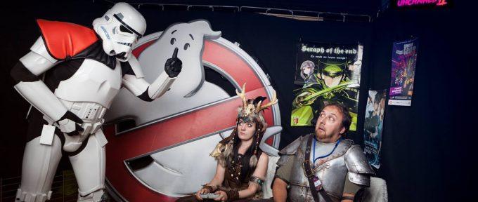 """Geek Unchained 3 : la culture """"geek"""" au Parc Expo"""