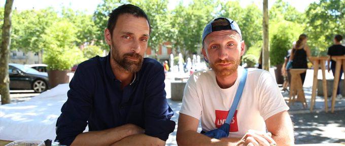 #68, Sébastien et Laurent à Mulhouse