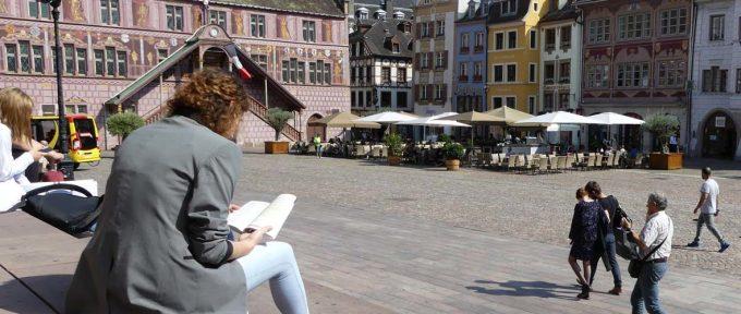 Guides touristiques: comment parlent-ils de Mulhouse?