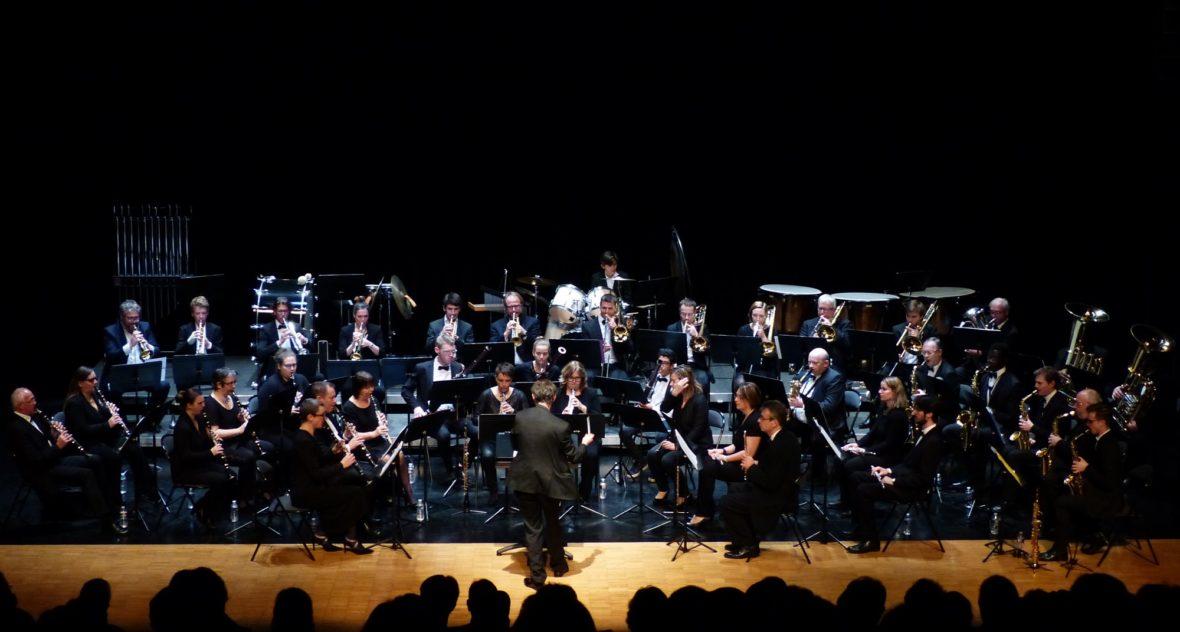 Concert de l'Orchestre d'Harmonie de Mulhouse