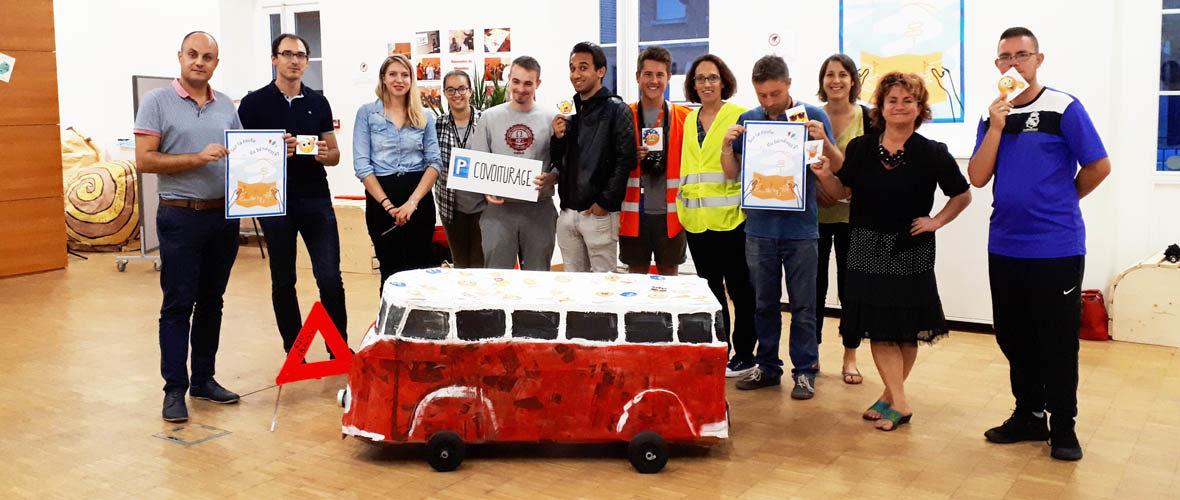 En route pour l'engagement bénévole avec le Carré des associations | M+ Mulhouse