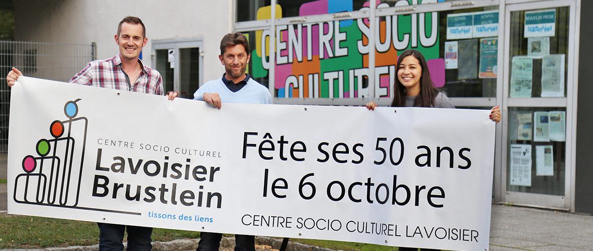 50 bougies pour le CSC Lavoisier-Brustlein | M+ Mulhouse