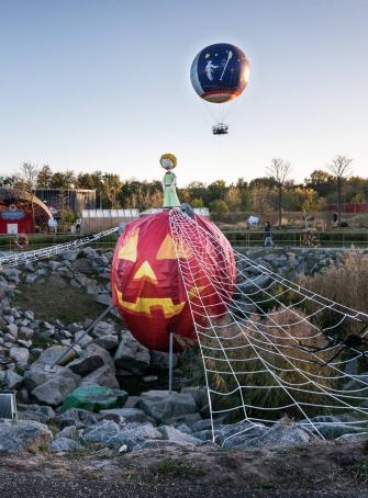 Le Parc du Petit Prince va vous faire frissonner !