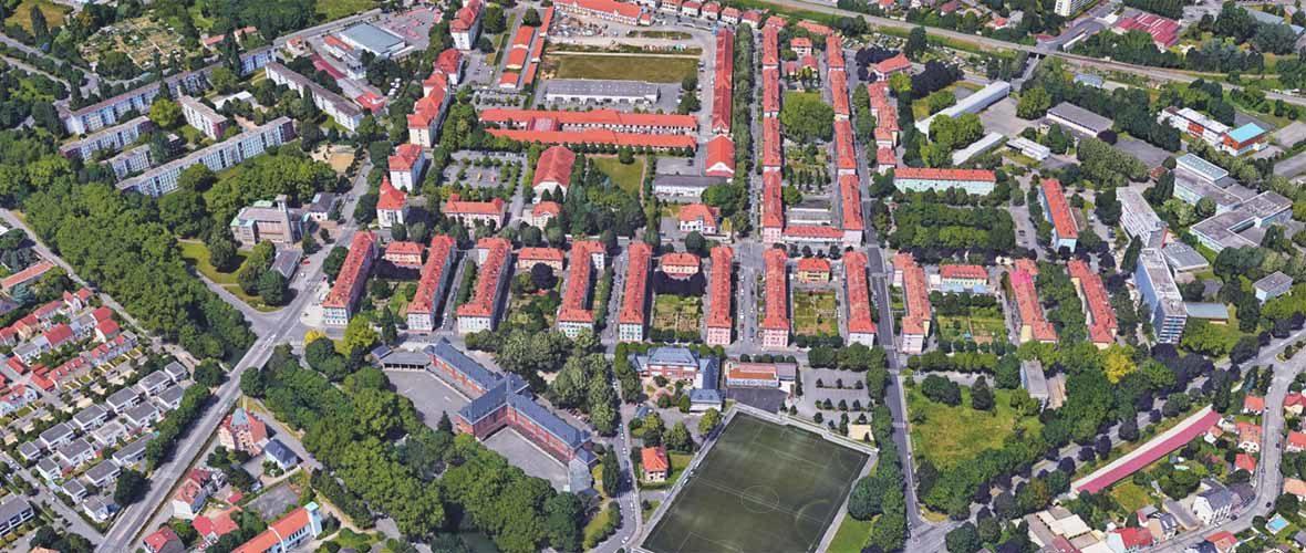 Drouot : c'est parti pour 10 ans de renouvellement urbain ! | M+ Mulhouse