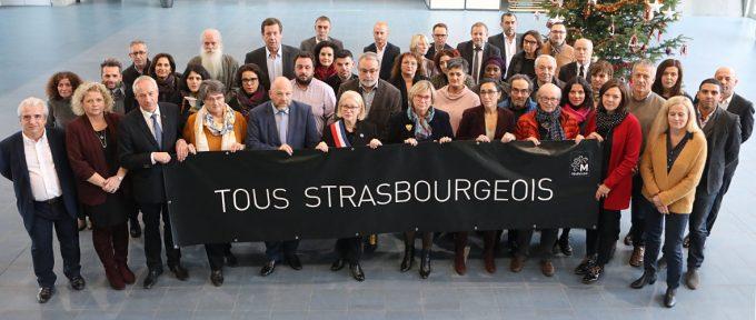 Attaque à Strasbourg: les réactions
