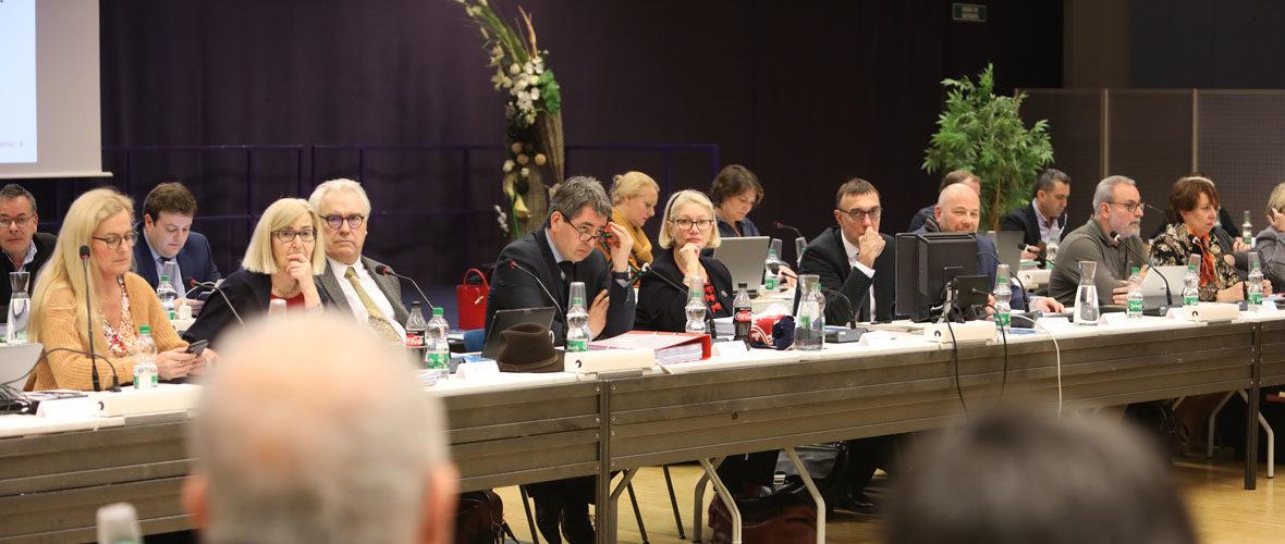 L'essentiel du conseil municipal de Mulhouse   M+ Mulhouse