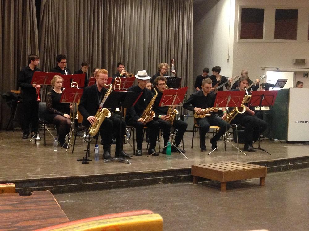 L'Université de Southampton en concert