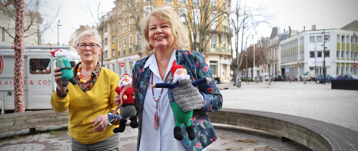 «Le tricot, c'est hype!»   M+ Mulhouse