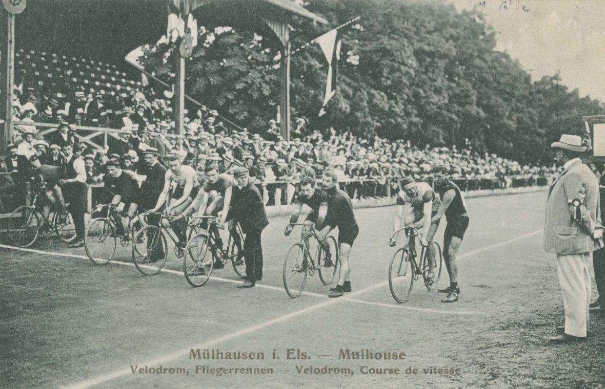 Quelques pages d'histoire du cyclisme à Mulhouse