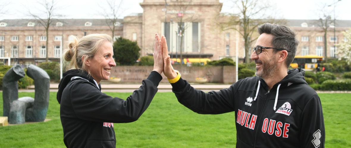Asptt Mulhouse Volley: «Benvenuto a François Salvagni!» | M+ Mulhouse