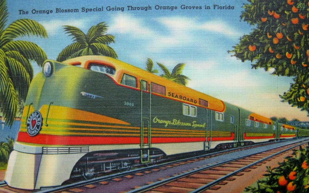 Florida's Orange Blossom Special