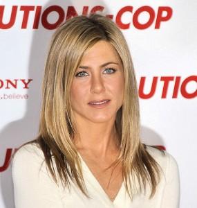 fryzura w stylu Jennifer Aniston