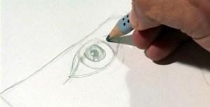 Jak narysować oczy