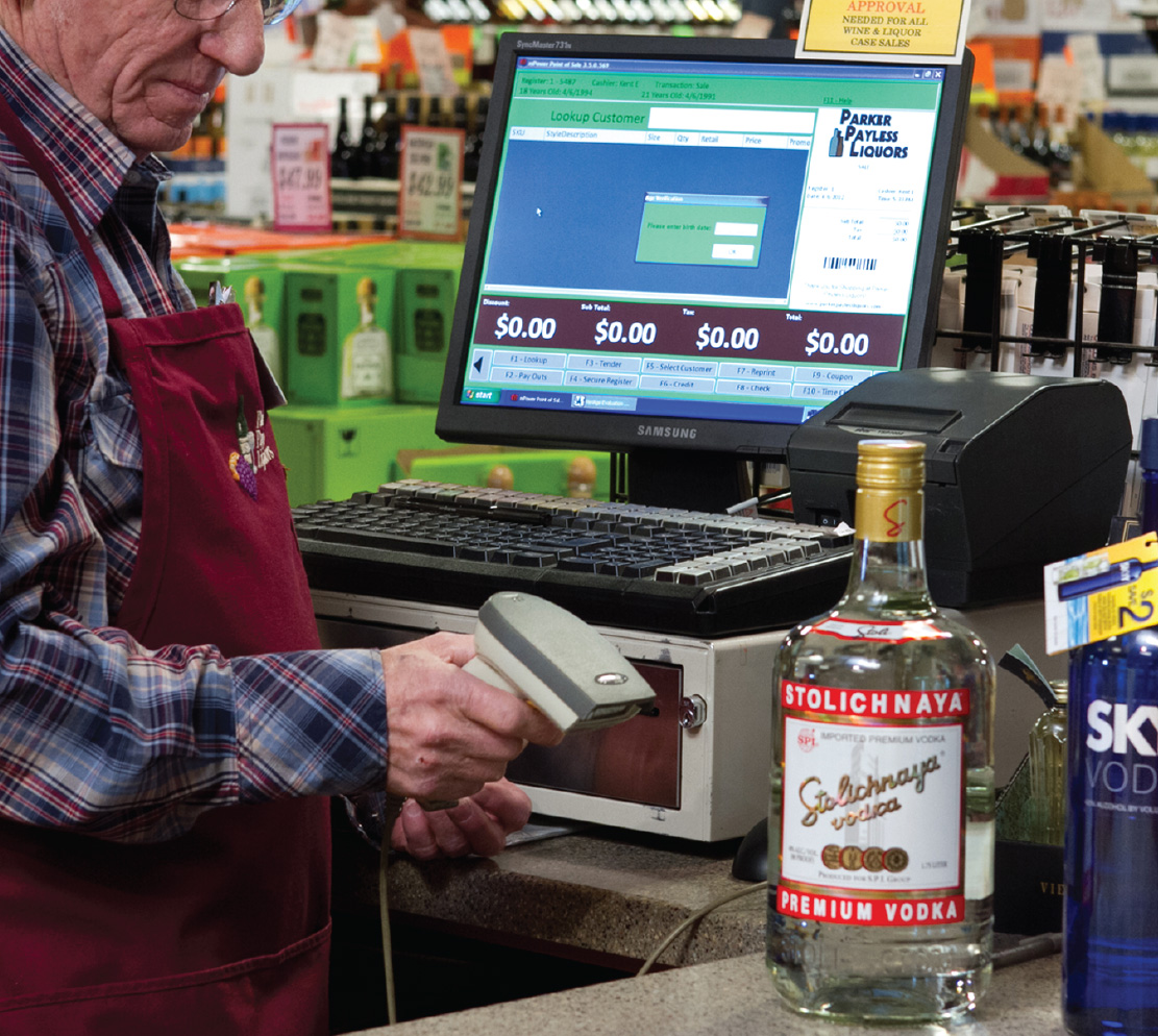 Liquor POS Software, Liquor Store Inventory Control