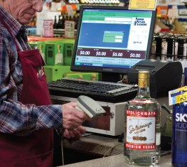 liquor store point of sale, liquor store software