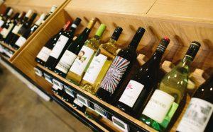wine bins