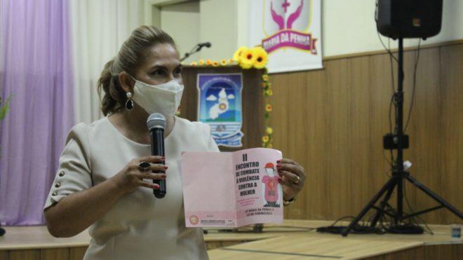NUPEVID  Amparo Paz  Ministe%CC%81rio Pu%CC%81blico 3 Nupevid/MPPI participa de formação de policiais militares sobre enfrentamento da violência contra a mulher