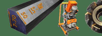 Chanfreineuse à avance automatique UZ50