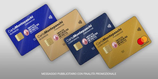 Carte Di Credito Business Banca Mps