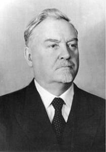निकोलाय बुल्गानिन – सोविएत युनियनचे अध्यक्ष