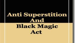 Anti Superstition and Black Magic Act