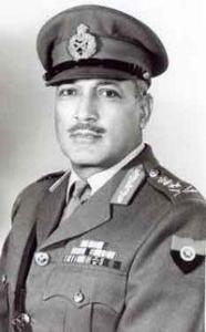 जयंतनाथ चौधरी, भारताचे माजी लष्करप्रमुख जनरल.