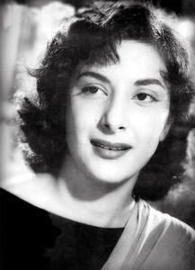नर्गिस दत्त, भारतीय अभिनेत्री.