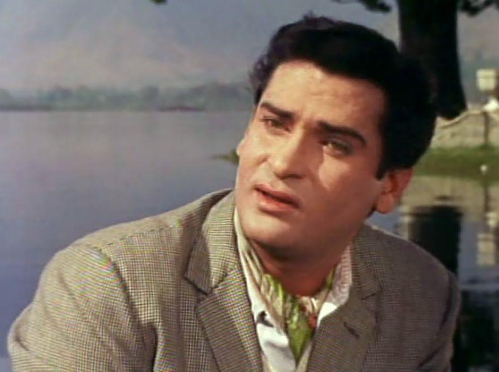 शम्मी कपूर – हिन्दी चित्रपट अभिनेता व निर्माता