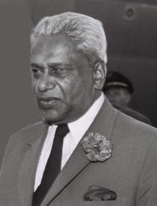 शिवसागर रामगुलाम – मॉरिशसचे पहिले प्रधानमंत्री