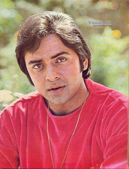 विनोद मेहरा – अभिनेता