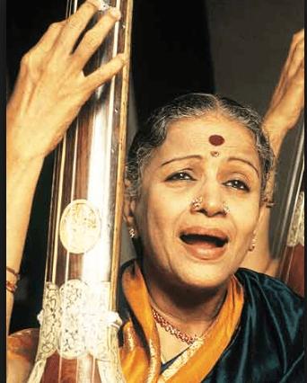 एम. एस. सुब्बुलक्ष्मी – विख्यात शास्त्रीय गायिका