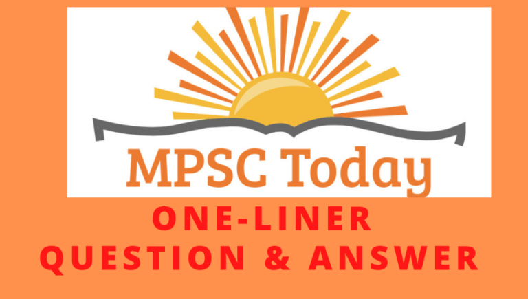 One-liner Question & Answer
