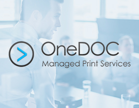 OneDOC - Managed Print Services Business Model