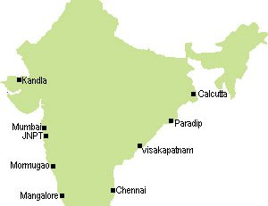 Major_Port of india