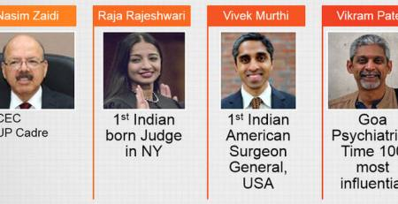 Person in news Vivek Murthy Surgeon General Indian American