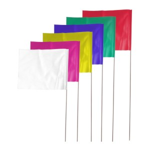 Setting-Out Flags